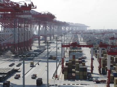 Yangshan Deep-Water Port