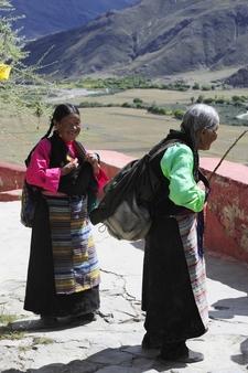 Yarlung Valley Women