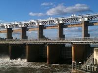 Yarrawonga Weir Power Station