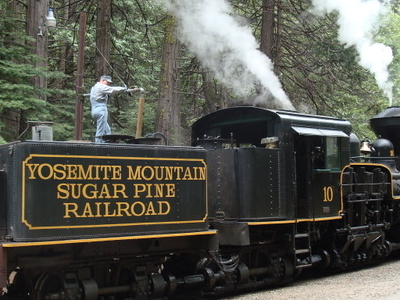 Yosemite Mountain Sugar Pine Railroad