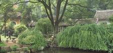 Yuelu Academy Hunan Pond