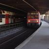 Eastbound JILL Train Arriving