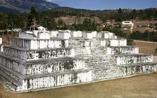 Zaculeu Plaza - Huehuetenango Department - Guatemala