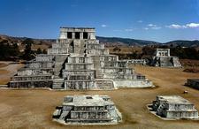 Zaculeu Pyramid - Huehuetenango Department - Guatemala