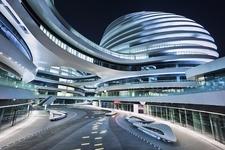 Zaha Hadid - Beijing