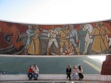 Zaisan Mural