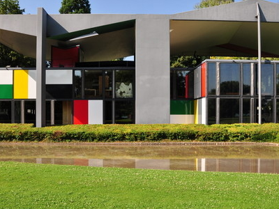 Centre Le Corbusier (Heidi Weber Museum)