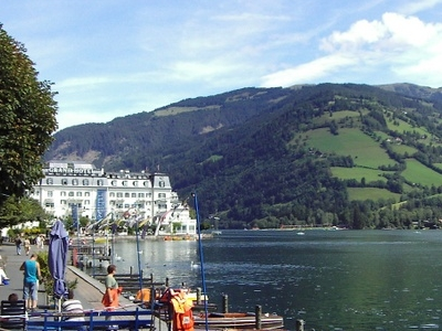 Lakeside Walk, Zell Am See