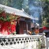 Zengfu Temple At Mount Tai