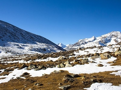 Zero Point - North Sikkim - Yumthang Valley