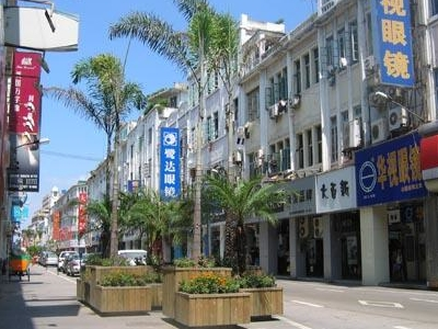Zhongshan Road In 2009