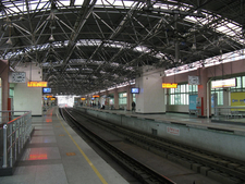 Zhongtan Road Station