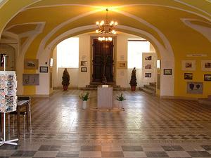 antiguo castillo Zichy