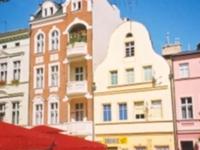Zielona Gora's Old Market