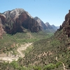 Zion National Park Valley UT