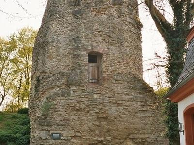 Zitadelle  Mainz  Drususstein