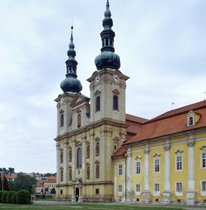 Zlata Koruna Monastery Exterior