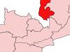 Location Of Luapula Province Zambia