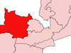Location Of North-Western Province Zambia