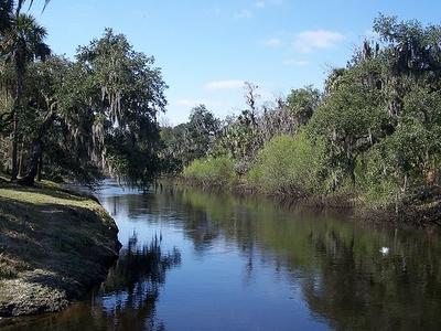 Zolfo Springs Pioneer Park Peace River