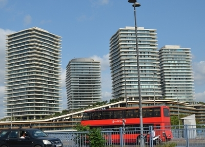 Zorlu Canter Towers