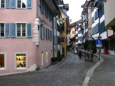 Zug Oberstadt