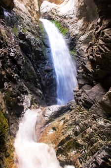 Zapata Falls