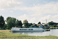 Boat On Valdai Lake