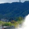 Felsenegg From Lake Zurich