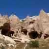 Zelve Monastery