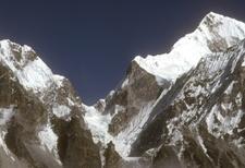 Zemu Gap In Glacier