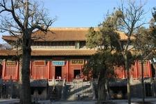 The Zhongyue Temple