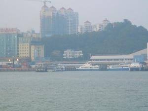 Jiuzhou puerto