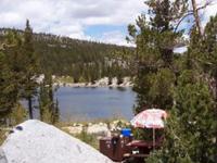 Inyo / Rock Creek Lake