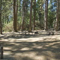Sierra Wishon Point Campground