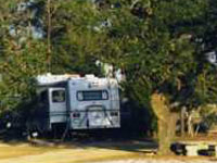 Magnolia Beach Campground