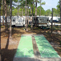 Rustic Sands Resort Campground