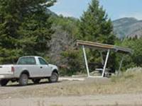 Challis Iron Bog Campground