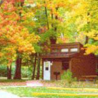 Baraga State Park Campground