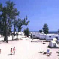 Grand Haven State Park Campground