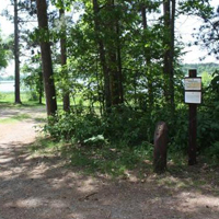 Mosomo Point Campground