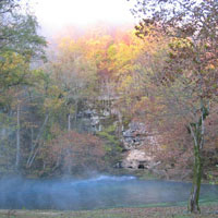 Ozark Scenic Riverway Round Spring Campground