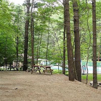 Harbor Hill Camping Area