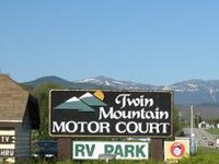 Twin Mountain Motor Court And Rv Park