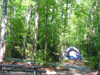 Hancock Campground
