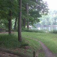 Worthington State Forest Campground