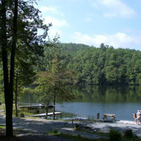 Cascade Lake Recreation Area