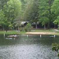 Nantahala Van Hook Glade Campground