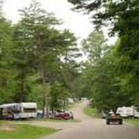 Hocking Hills State Park Campground
