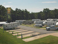 Tulsa Warrior Campground